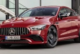 Mercedes-AMG GT 43 coupe 4 cửa 2019 ra mắt